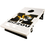 Mizzou Black and Gold Bag Toss Game