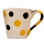 Mizzou Tigers Black & Gold Wobbly Mug