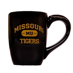 Missouri Tigers Black Sweet Spot Tiger Head Mug