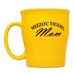 Mizzou Tigers Mom Gold Mug