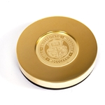 University of Missouri Brass Seal Paperweight