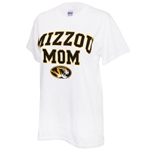 Mizzou Mom White T-Shirt