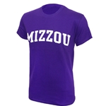 Mizzou Summer Purple T-Shirt