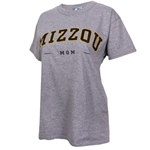 Mizzou Mom Grey T-shirt