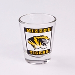 Mizzou Tigers Shot Glass