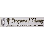 University of Missouri Occupational Therapy Decal