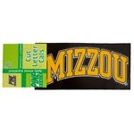 Mizzou Arched Decal