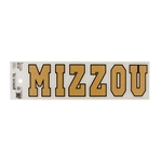 Mizzou Decal