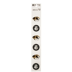 University of Missouri Seal and Tiger Head Stickers