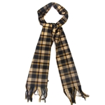 Mizzou Official Plaid Scarf