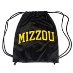 Mizzou Black Sackpack
