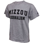 Mizzou School of Journalism Grey T-Shirt