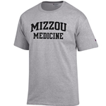 Mizzou School of Medicine Grey T-Shirt