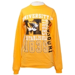 Mizzou 1839 Long Sleeve T-Shirt