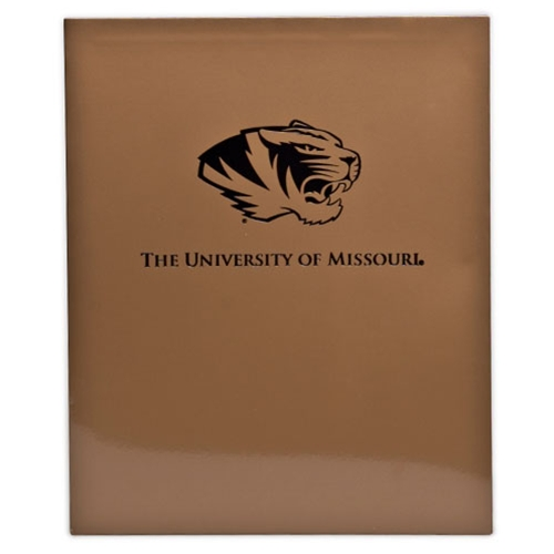 The University of Missouri Gold Folder