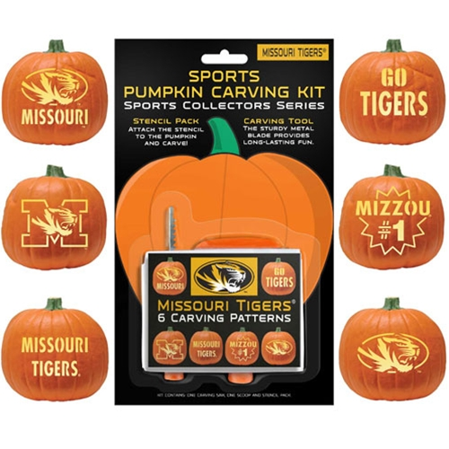 Mizzou Halloween Pumpkin Carving Kit