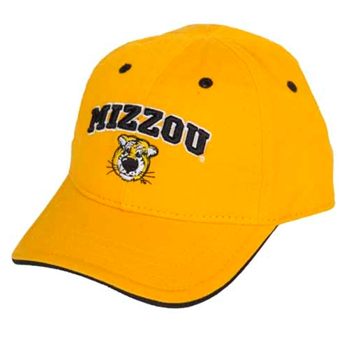 Mizzou Toddler Truman Gold Hat
