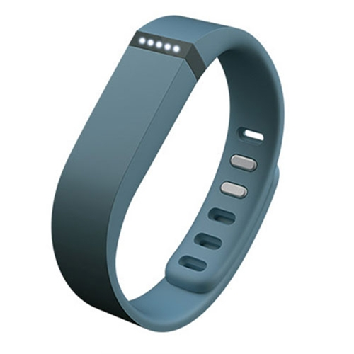 FitBit Flex Wireless Slate Activity and Sleep Wristband Tracker