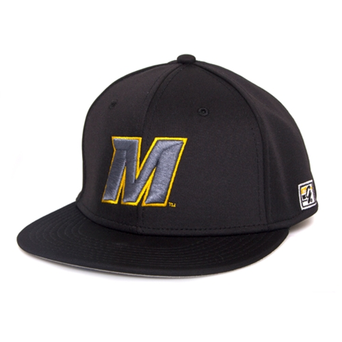 Mizzou 2015 Baseball Replica Black Stretch-Fit Hat