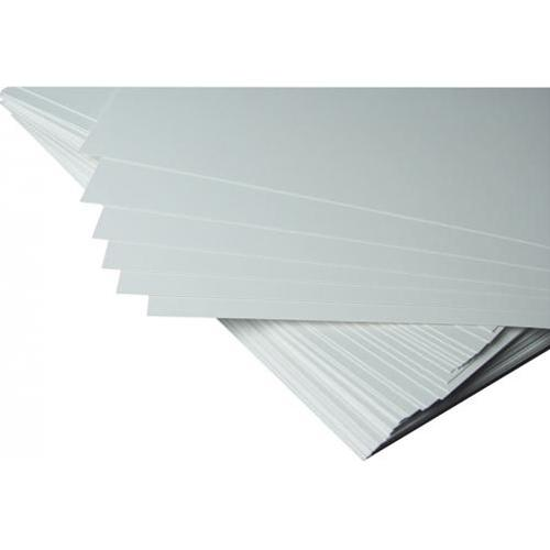 "White 22"" x 28"" 6 Ply Poster Board"