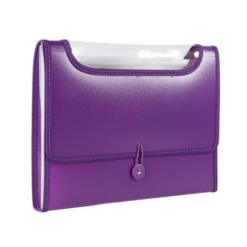 Filexec Products Purple Window Expanding File