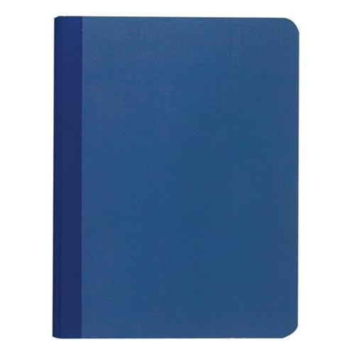 "9"" Blue Canvas Lab Book"