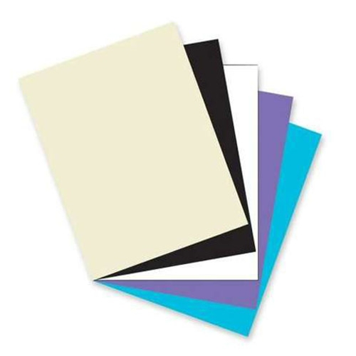 "Array Assorted Heavy Weight Card Stock 65 lb, 8.5"" x 11"" Pack of 100"