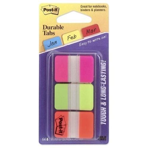 Assorted Colors Index Tabs