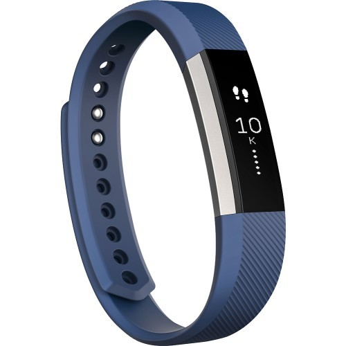 Fitbit Alta Activity Tracker, Blue Large