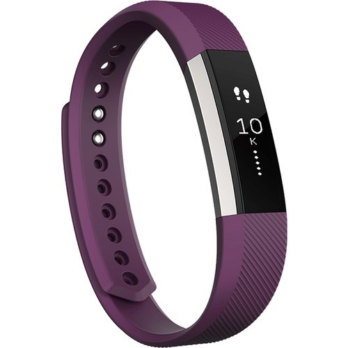 Fitbit Alta Replacement Band, Plum Large