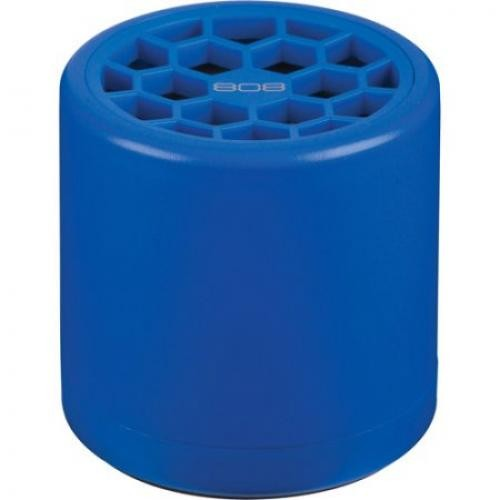 808 Thump Portable Bluetooth Blue Speaker