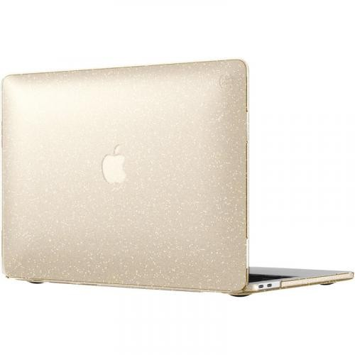 "Speck Gold Glitter SmartShell for the 13.3"" MacBook Pro"