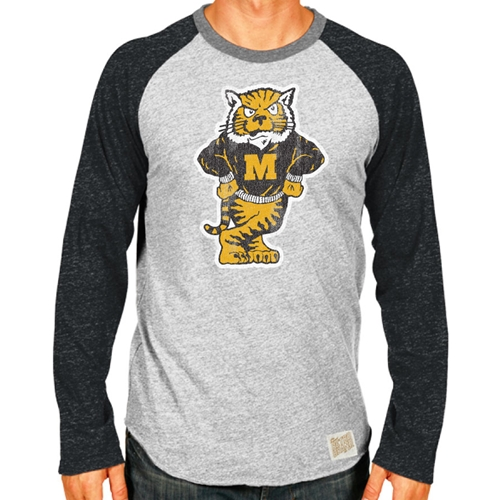 Mizzou Classic Collection Retro Off-White Shirt