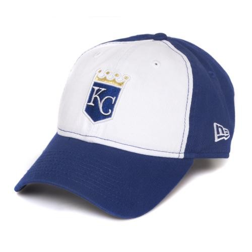 Mizzou Official MLB Kansas City Royals Blue Adjustable Hat