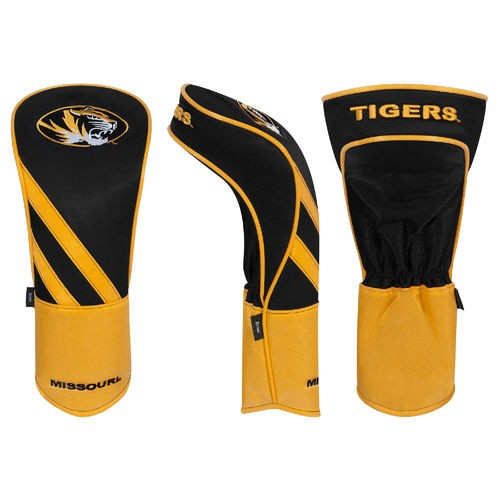 Mizzou Tigers Driver Golf Headcover