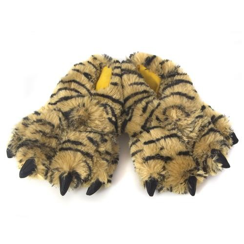 Mizzou Tiger Claw Slippers