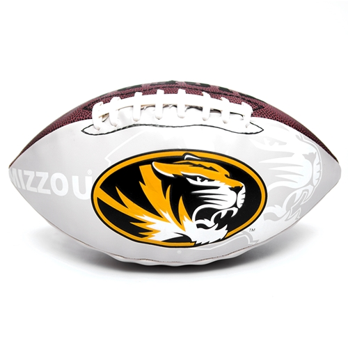 Mizzou Atuographable Football