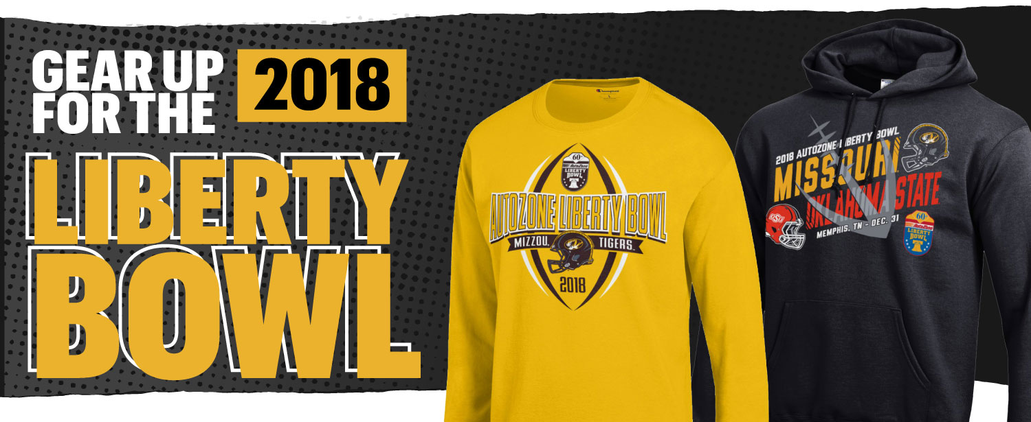 Get Liberty Bowl Football Gear!