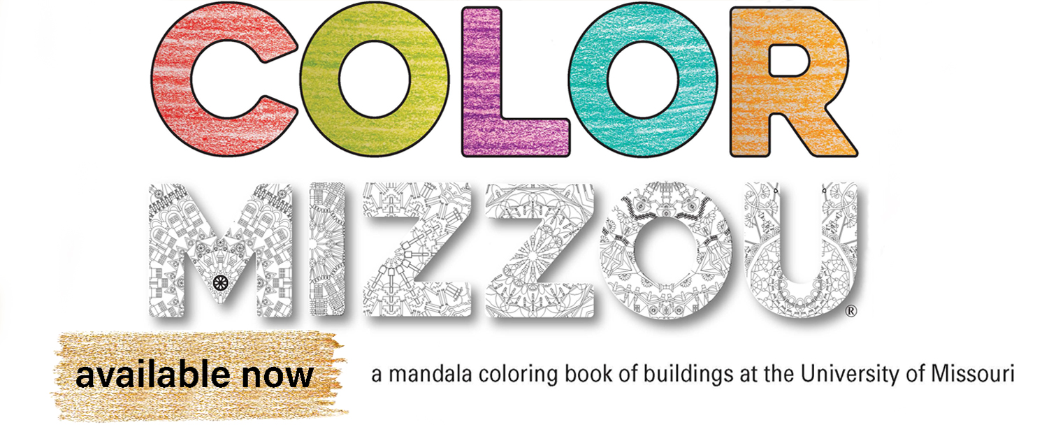 Mizzou Coloring Book Available Now