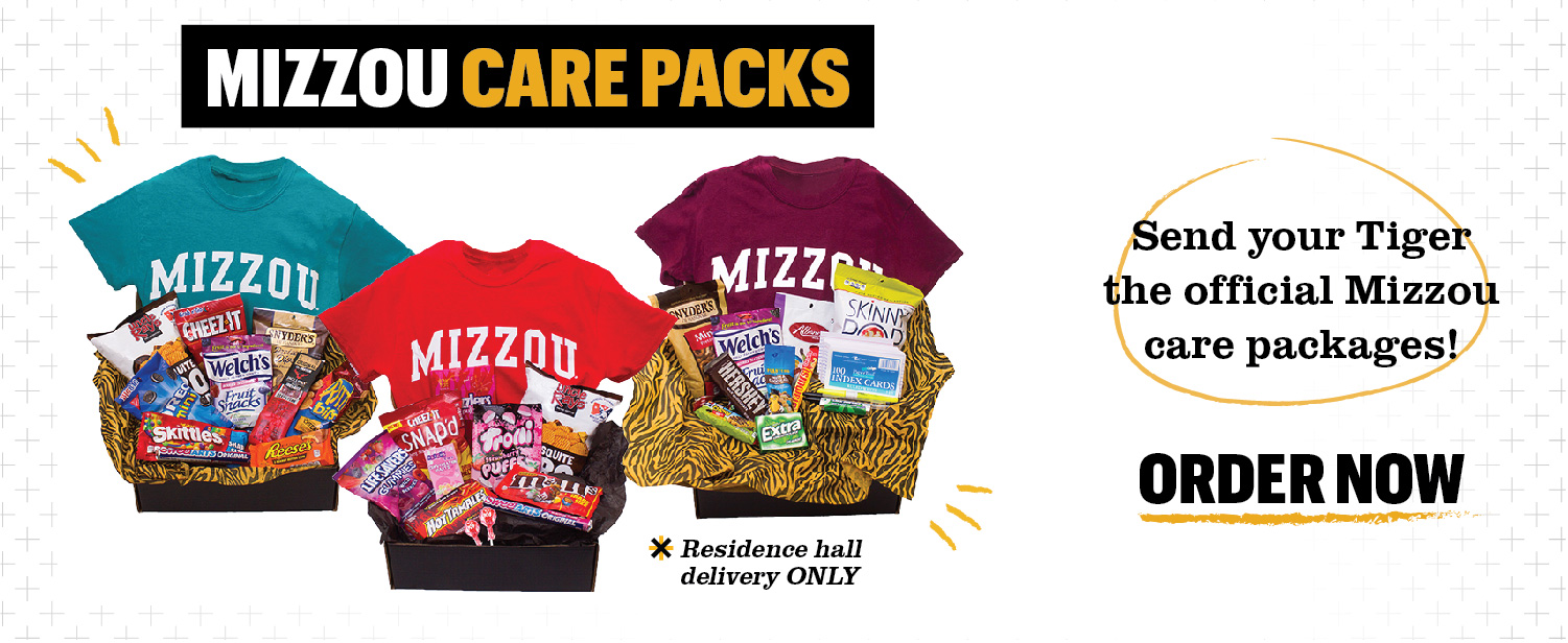 Subscribe to send three care packs to your Tiger throughout the semester