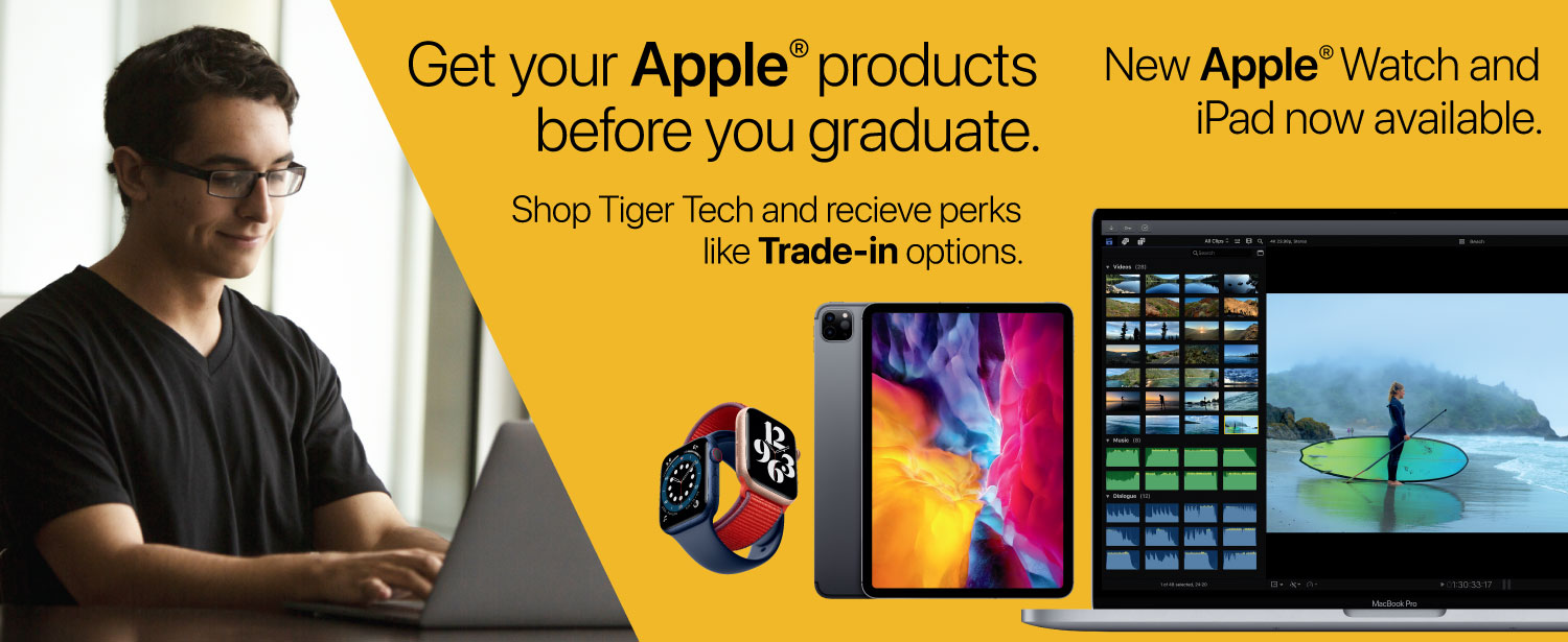 Shop Apple before you Graduate!