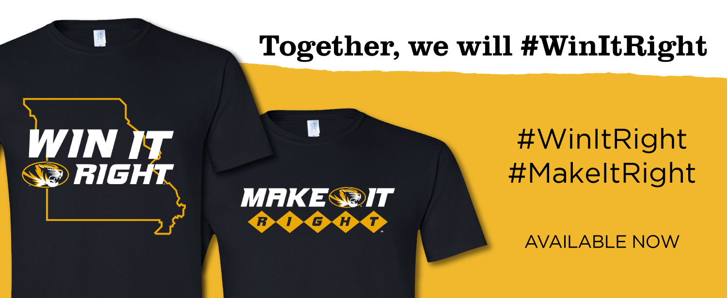 #makeitright and #winitright shirts available now