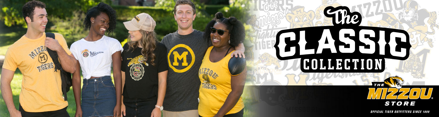 The Mizzou Store - Classic Collection 2808444b624d