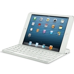 Logitech Ultrathin White iPad Air Case with Keyboard