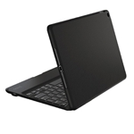 Zagg Black iPad Air 2 Folio Case with Backlit Keyboard