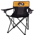 Mizzou Tiger Head Black u0026 Gold Tailgate Chair  sc 1 st  The Mizzou Store & The Mizzou Store - Tailgating Tents Tables u0026 Chairs
