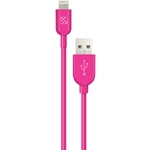 Scoshe Pink Lightning to USB Cable