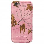 Lifeproof Pink Camouflage iPhone 6/6s Waterproof Case