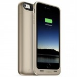 mophie Juice Pack Gold Battery Case for iPhone 6 Plus