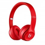Beats by Dre Red Solo2 Wireless Headphones